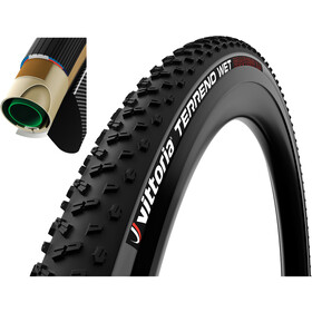 Vittoria Cross Terreno Wet Tubular Tyre 700 x 33c beige